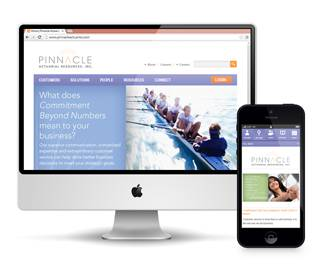 Pinnacle Actuarial Resources Website CMS