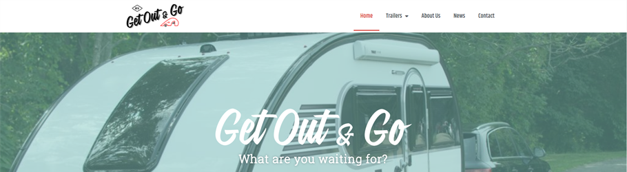 New Website for Get Out and Go RV
