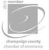 Champaign County Chamber of Commerce Member